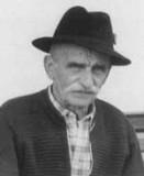 Johann Bacher sen.  1. Vorstand 1958-1960