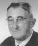 Franz Xaver Lugauer  1. Vorstand 1954-1957